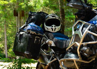 Roadtrip moto au Québec