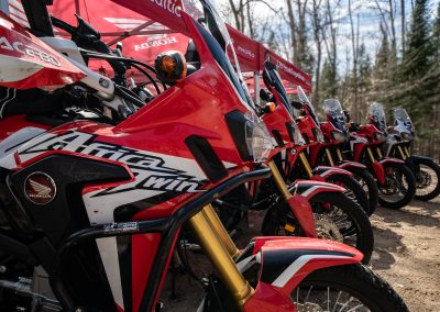 motos aventure Honda Africa Twin